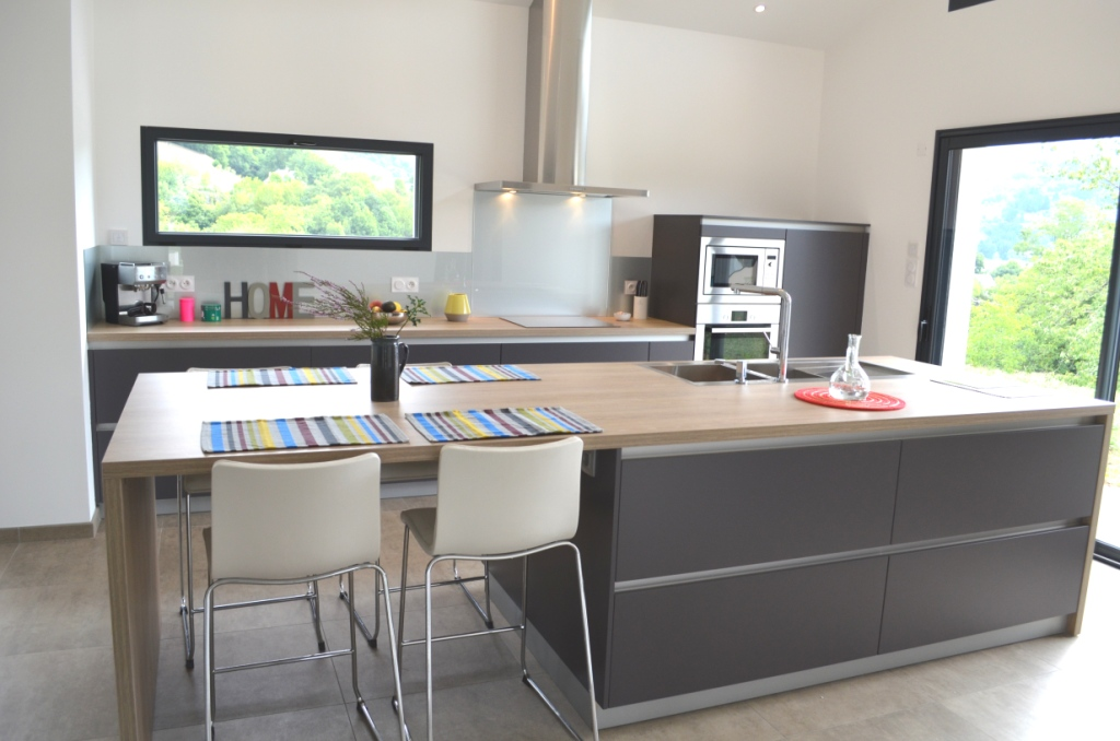 cuisine laque grise cliquez skconcept cuisine sigma laqu. Black Bedroom Furniture Sets. Home Design Ideas